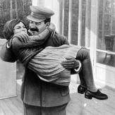 Сталин с дочерью Светланой фото