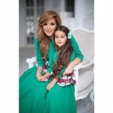Ксения Бородина с дочерью фото