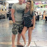 Ксения Бородина с мужем Курбаном Омаровым фото