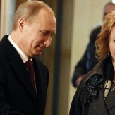 Владимир и Людмила Путины фото