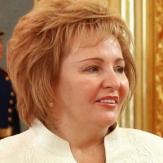 Жена Владимира Путина