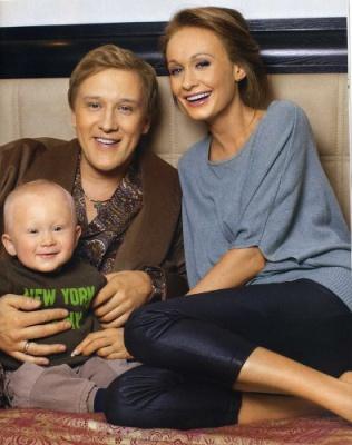 сергей горобченко с семьей фото