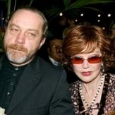 Людмила Гурченко и ее муж Сергей Сенин фото
