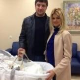 Ирина Круг с новым мужем и сыном фото