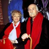 Иветта Капралова с мужем Зельдиным