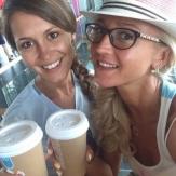 Сестры Бузовы Аня и Оля