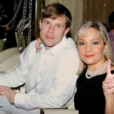 Буланова со своим мужем Владиславом
