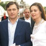 Екатерина Андреева с мужем фото