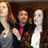 Екатерина Андреева с дочерью фото