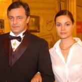 Екатерина Андреева и Душко Перович фото