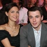 Екатерина со своим супругом Месхи