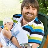 Александр Сёмин со своим сыном