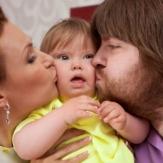 Счастливая семья Эвелины Бледанс