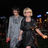 Эвелина Хромченко с сыном фото