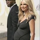 Хайди Клум и Сил в ожидании первого ребенка фото
