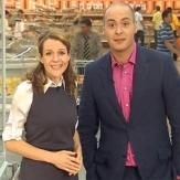 Наталья Семенихина и Антон Привольнов
