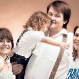 Семья Натальи Семенихиной