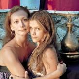 Бывшая жена Исаева и их дочь