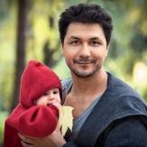 Муж Ольги Ломоносовой Павел с дочерью