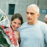 Александр Тимошенко и дочь Евгения фото