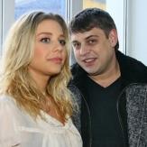 Тина Кароль со своим супругом