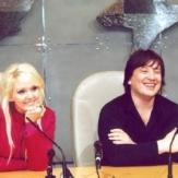 Валерия и Шульгин фото