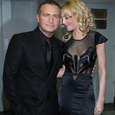 Варум с мужем, Леонидом Агутиным фото