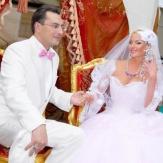 Свадьба Волочковой и Вдовина