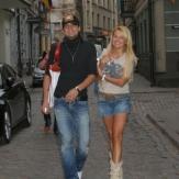 Яна рудковская и Дима Билан фото
