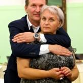 Федор Добронравов с женой фото