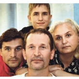 Семья Федора Добронравова фото