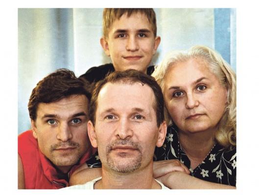 семья добронравова федора фото