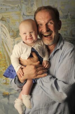добронравов федор фото с семьей