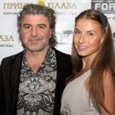 Сосо Павлиашвили и Ирина Патлах фото