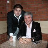 Сосо Павлиашвили с сыном Леваном фото
