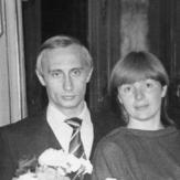 Фото из семейного архива семьи Путина