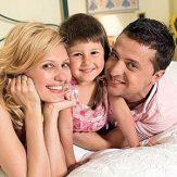 Семья Вовы и Лены Зеленских фото