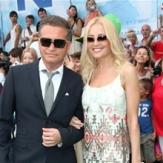 Агутин с женой фото