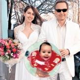 Андрей Соколов и его жена Ольга