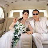 фото со свадебного лимузина Соколова