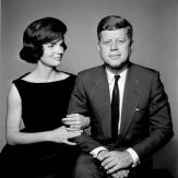 Джон Кеннеди с женой фото