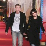 Фото Хабенский и его жена Анастасия