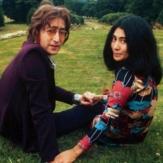 Джон Леннон и Йоко Оно фото