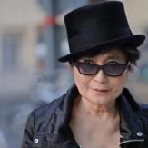 Йоко Оно - вторая жена Джона Леннона фото