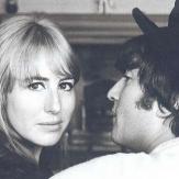 Джон Леннон и первая жена Синтия фото