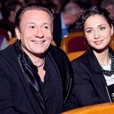 Жена Олега Меньшикова