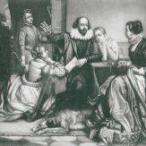 Шекспир жена и дети фото