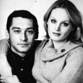 Фото Тихонова с первой супругой