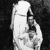 Янковский с женой и сыном фото