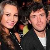 Жирков с женой фото